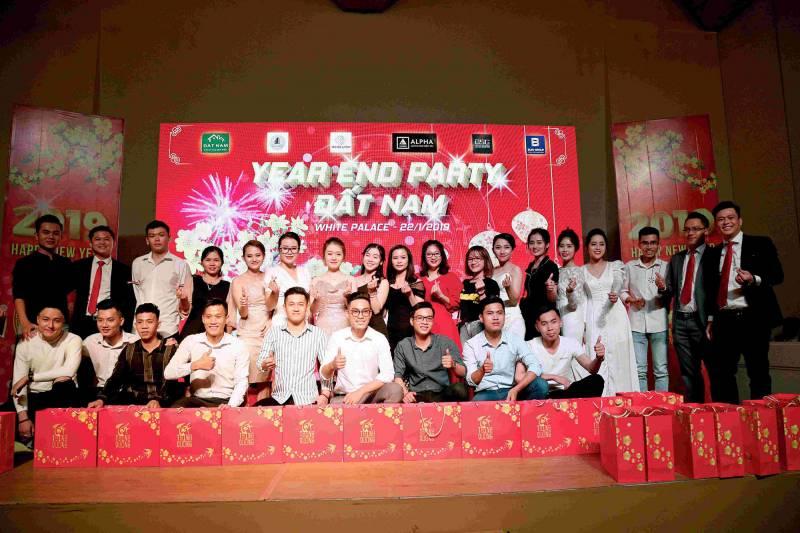 ĐẤT NAM - YEAR END PARTY 2018: HÀNH TRÌNH CẢM XÚC