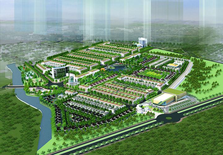 Thành phố sinh thái năm sao Five Star Eco City